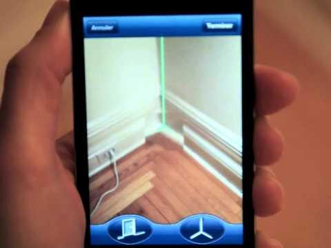 Magicplan - Grundrisserstellung mit dem iPhone - Herstellervideo