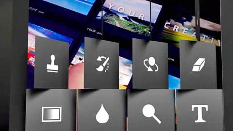 Adobe Nav - iPad als Werkzeugleiste von Photoshop - Trailer des Herstellers