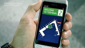 Nokia Indoor Navigation - Herstellervideo