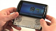 Sony Ericsson Xperia Play - Test