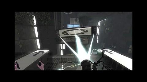 Razer Hydra - Portal 2 mit Bewegungssteuerung (Herstellervideo)