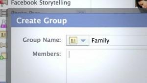 Facebook verbessert Gruppenfunktion - April 2011