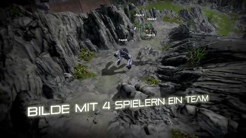 Darkspore - Trailer (4-Spieler-Koop)
