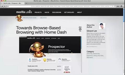 Firefox-Erweiterung Awesomebar HD