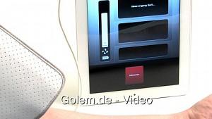 Withings-Blutdruckmessgerät für iPod, iPhone und iPad - Ausprobiert