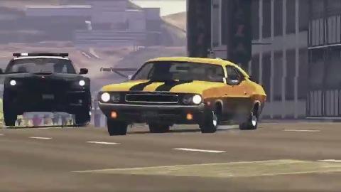 Driver San Francisco - Trailer (Comeback)