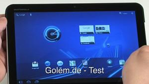 Motorola Xoom - Angetestet