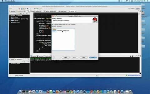 Appcelerator Titanium und Red Hat Openshift