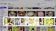 Thematische Bildergruppen bei Google Images