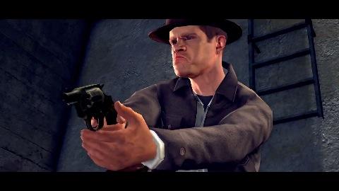 L.A. Noire - Trailer (Launch)