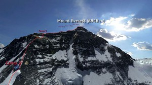 Mount Everest in 3D - Herstellervideo