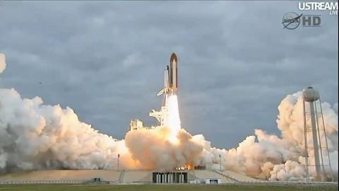 space shuttle erster start - photo #20