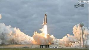 Letzter Start des Spaceshuttles Endeavour