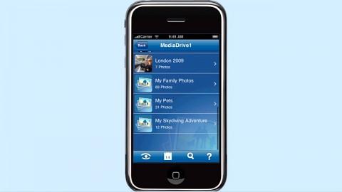 WD Photo Viewer App - Herstellervideo