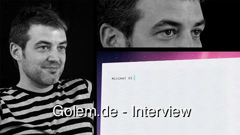 Writer - Interview mit Oliver Reichenstein