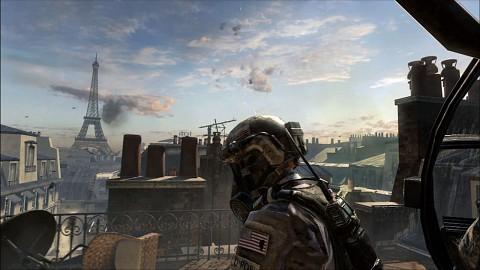 Call of Duty Modern Warfare 3 - Reveal-Trailer