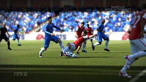 Fifa 12 - Trailer (Collisions)