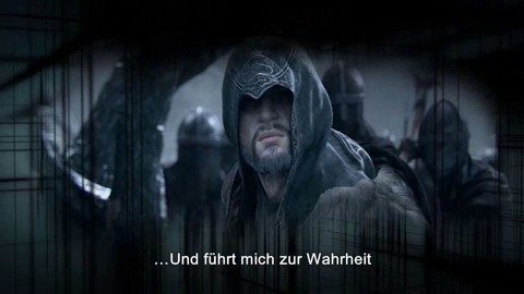Assassin's Creed Revelations - Teaser (deutsch)