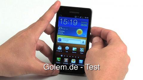 Samsung Galaxy S2 - Test
