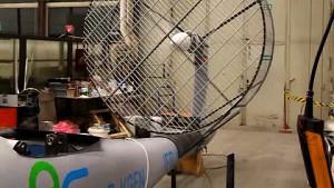 Elektroflugzeug e-Genius