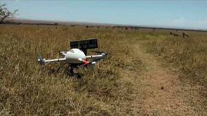 Microdrones in Kenya - Herstellervideo