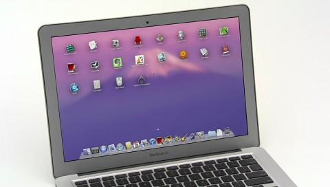 Neue Gesten in Mac OS X 10.7 alias Lion