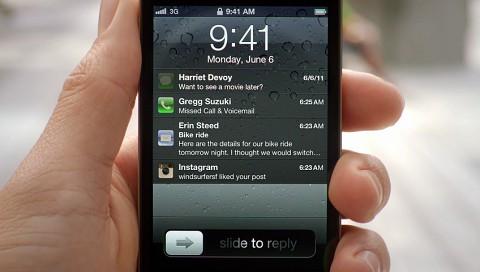 Apple zeigt iOS 5