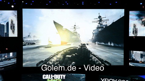 Call of Duty Modern Warfare 3 - Live-Demo von der E3 2011