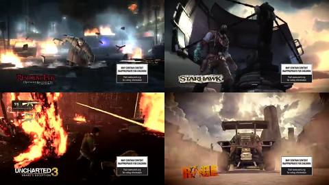 Sony zeigt alle kommenden Spiele für die Playstation 3 (E3 2011)
