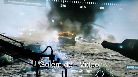 Battlefield 3 - Live-Demo von der E3 2011