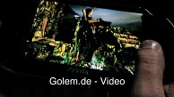 Uncharted Golden Abyss - Vita-Live-Demo von der E3 2011