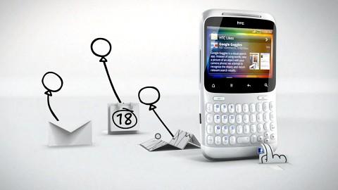 HTC Chacha - Herstellervideo