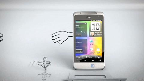 HTC Salsa - Herstellervideo