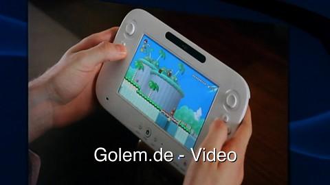 Nintendo stellt Wii U auf der E3 2011 vor