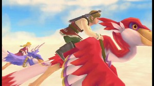 Zelda Skyward Sword - Trailer (Gameplay, E3 2011)
