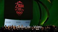 25 Jahre Zelda auf der E3 2011 - Jubiläum mit Sinfonieorchester