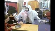 Roboter PR2 backt Kekse