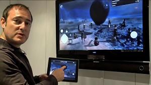 Onlive zeigt Tablet-App mit From Dust - Herstellervideo