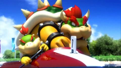 Mario und Sonic bei den Olympischen Spielen in London 2012 - Trailer (E3 2011)