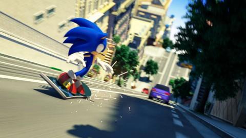 Sonic Generations - Trailer (E3 2011)