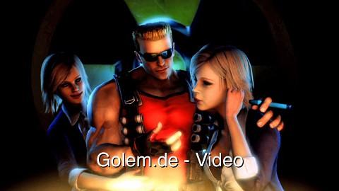 Duke Nukem Forever - Spielszenen