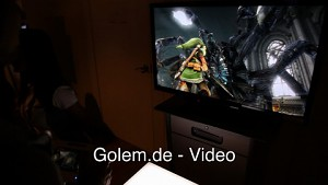 Die Wii U in Aktion auf der E3 2011 - Techdemos und Spielgrafik