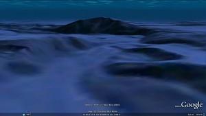 Google Earth zeigt mehr Meeresgrund