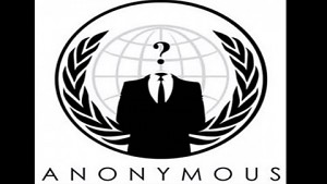 Bekennervideo - Anonymous schaltet GVU-Website ab