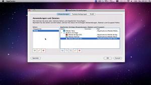 Appcenter - Programmstarter für Windows, Linux und Mac OS X