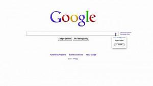Suchen per Spracheingabe mit Google