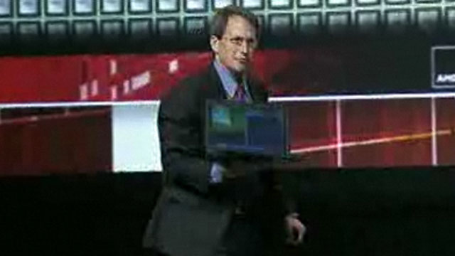AMD zeigt mobilen Bulldozer Trinity