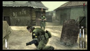 Metal Gear Solid Peace Walker HD (Gameplay, E3 2011)