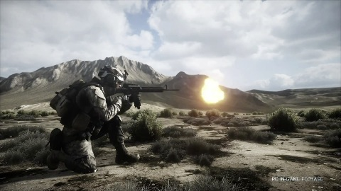 Battlefield 3 - Trailer (Frostbite 2, E3 2011)