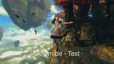 Alice Madness Returns - Test
